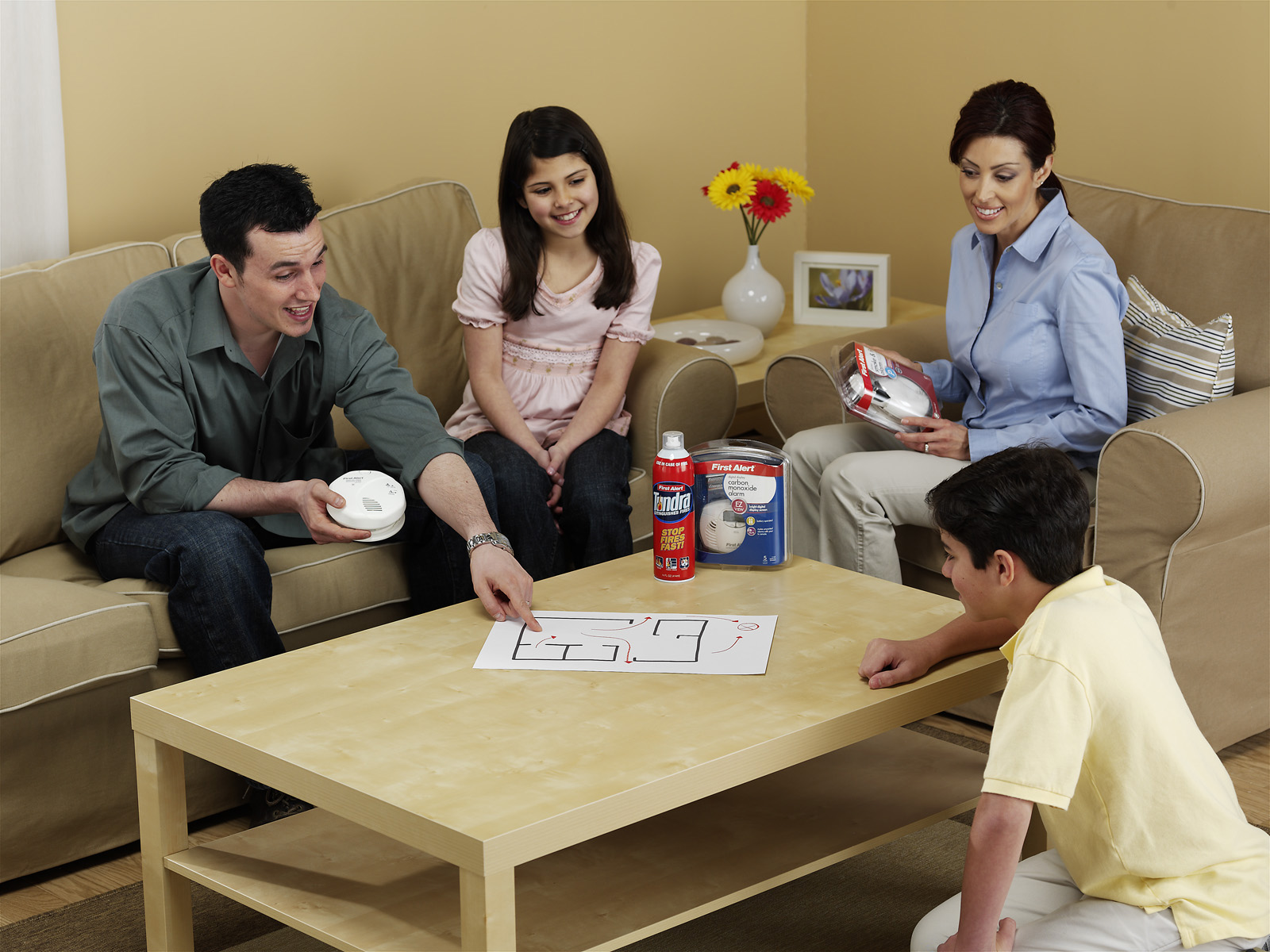 National Preparedness Month - 5 Things Your Family Should Know