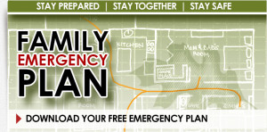 Free Family Emergency Plan